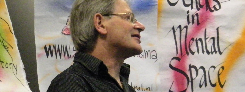 Foto Lucas Derks als wichtiges Teammitglied von Stepout.